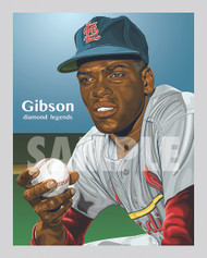 Digital Illustration of one of the All-Time St. Louis Greats and Hall of Famer!