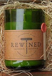 Rewined Mimosa Candle