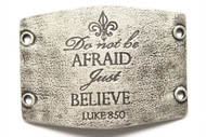 Lenny and Eva Do not be afraid. Just believe - Silver