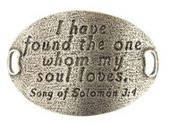 Lenny and Eva Trousseau Sentiment - I have found the one... - Silver