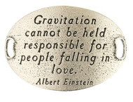 Lenny and Eva Trousseau Sentiment - Gravitation cannot be held... - Silver