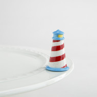 Nora Fleming Lighthouse Mini