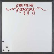 Petal Lane My Happy Magnet Board