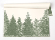 Kitchen Paper - Evergreen Trees Placemats