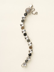 Sorrelli Evening Moon All the Best Bracelet - Silver