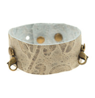 Lenny and Eva Thin Cuff in Lichen