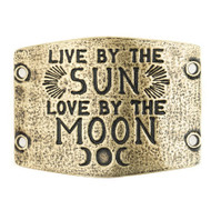 Lenny and Eva Live by the sun. Love by the moon. - Brass