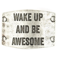 Lenny and Eva Wake up and be awesome - Silver