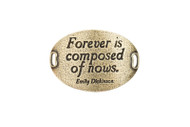 Lenny and Eva Trousseau Sentiment - Forever is composed of nows - Brass