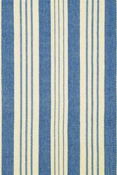 Dash and Albert Staffordshire Stripe Cotton Woven Rug
