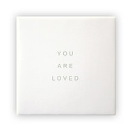 Petal Lane You Are Loved Canvas Magnet