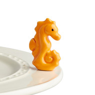 Nora Fleming Seahorse Mini - Horsin Around