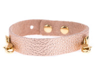 Lenny and Eva Refined Classic Cuff in Rose Gold