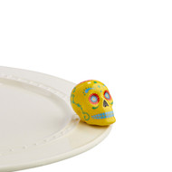 Nora Fleming Sugar Skull Mini - No Bones about It