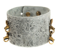 Lenny and Eva Wide Cuff in Luna