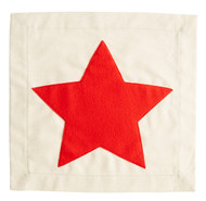 Nora Fleming Pillow Panel - Star