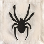 Nora Fleming Pillow Panel - Spooky Spider