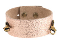 Lenny and Eva Thin Cuff in Rose Gold