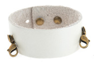 Lenny and Eva Thin Cuff in Pearl
