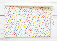 Hester and Cook Sprinkles Placemat