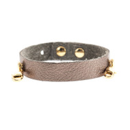 Lenny and Eva Refined Classic Cuff in Pyrite