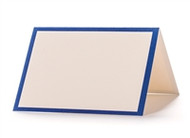 Kitchen Paper - Blue Frame Place Cards