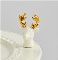 NEW Nora Fleming Oh, Deer! Stags Head - Preorder - Availble November