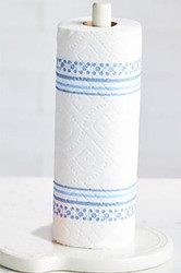 PRE-ORDER NEW -Nora Fleming Melamine Paper Towel Holder AVAIL Mid May