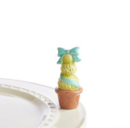 Nora Fleming Blue Topiary Mini