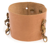 Lenny and Eva Wide Cuff in Camel