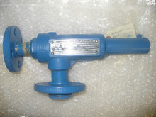 "ANDERSON GREENWOOD (CROSBY) VALVE, RELIEF PRESSURE STYLE: 9511011 A Size: 3/4"" x 1"""