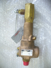 J.E. LONERGAN Co. Safety Relief Valve