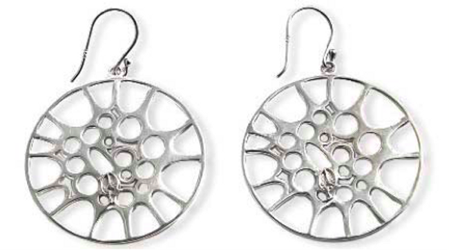 Classic Tenor Hoop Earrings