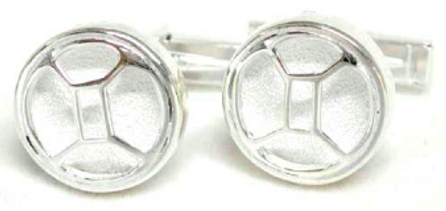 Classic Tenor Bass Hoop Cuff Links