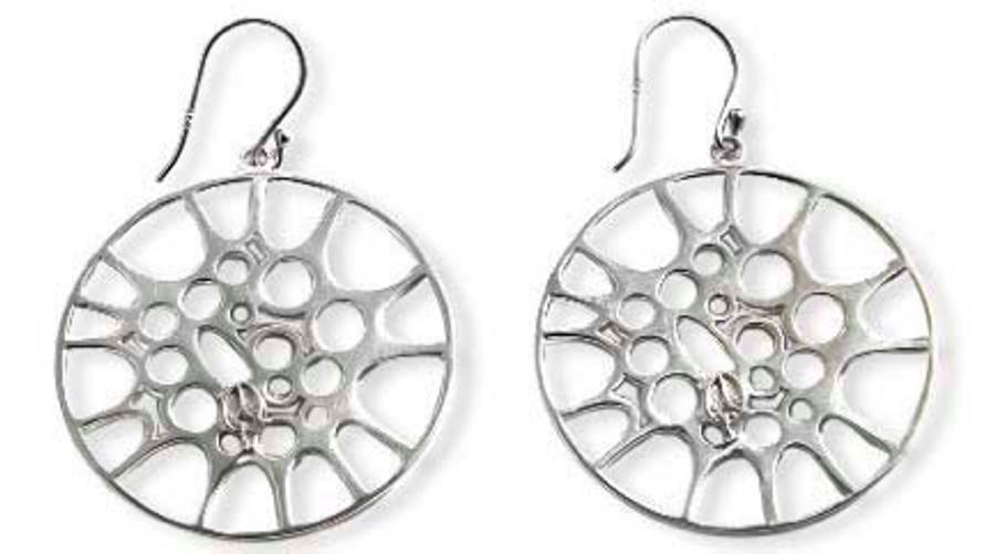 Classic Tenor Hoop Earrings