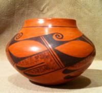 Pottery Hopi Rachel Sahmie Koo-Loo PHRSKL3