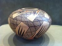 Pottery Hopi Adelle Nampeyo PHAN123