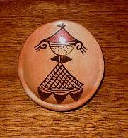 Pottery Hopi Violet Huma