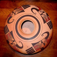 Pottery Hopi Fawn Navasie PH132