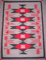 Navajo Indian Rug Arizona Textile SOLD