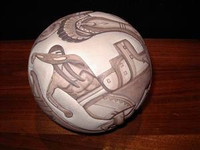 Pottery Hopi Tom Polacca H15