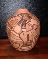 Pottery Hopi Tom Polacca