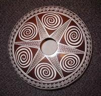 Pottery Hopi Sylvia Naha AKA Featherwoman