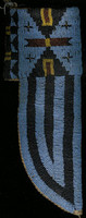 Native American Indian Sioux Style Knife Sheath
