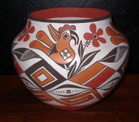 Pottery Acoma Robert Patricio SOLD