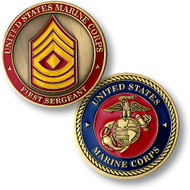 U.S. Marines First Sergeant
