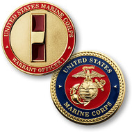 U.S. Marines Warrant Officer 1