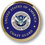 Coast Guard Homeland Security Coaster