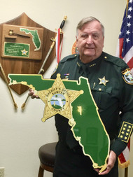 Sumter Cty Sheriff Bill Farmer