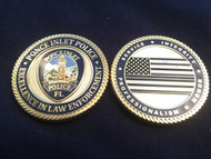 PONCE INLET POLICE FL COIN